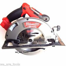 "New Milwaukee 2731-20 M18 7 1/4"" Cordless Battery Circular Saw 18V 18 Volt"