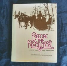 Before the Revolution Russia Under Csar Fitzlyon Browning Vintage 1978 1st Ed