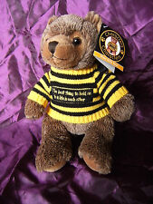 """Character bears Betty bear soft toy with tags 10"""""""