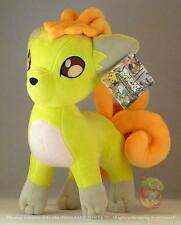 "Pokemon SHINY VULPIX plush 12""/30 cm Pokemon Plush Doll   UK Stock Fast Shipping"