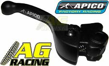 Apico Forged Front Brake Lever Black For Kawasaki KX 125 KX 250 2000-2008 00-08