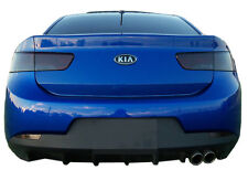 FITS 2010-2013 Kia Forte Koup vinyl overlays tail light tints rear kit