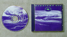 "CD AUDIO MUSIQUE INT / MIDNIGHT OIL ""SCREAM IN BLUE - LIVE "" CD ALBUM 13T 1992"