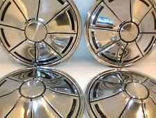 PLYMOUTH DUSTER VALIANT HUBCAPS 1970 1971 1972 1973 1974 1975 1976 MOPAR