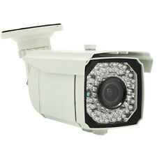 "1300TVL 1/3"" Sony Cmos 2.8-12mm Varifocal IR Outdoor CCTV Security Camera IR-Cut"