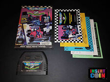 JUEGO SEGA MEGA DRIVE MICRO MACHINES 2 TURBO TOURNAMENT (PAL)