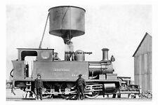 pt5193 - Knott End Locomotive , Lancashire - photo 6x4