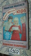 SWEET VALLEY KIDS #1 - SURPRISE! SURPRISE! - F. PASCAL