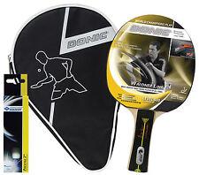 Top-Tischtennisschläger Set Donic Waldner 500 mit Hülle und 3 Tischtennisbällen