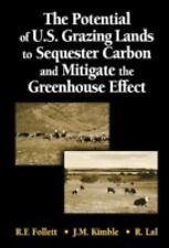The Potential of U.S. Grazing Lands to Sequester Carbon and Mitigate the Greenho