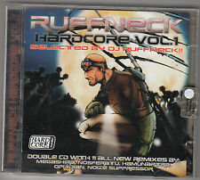 RUFFNECK HARDCORE vol. 1 - various artists CD