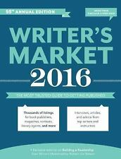 Robert Lee Brewer - Writers Market 16 (2015) - New - Trade Paper (Paperback