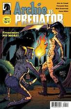 ARCHIE vs PREDATOR #4 NEAR MINT ANDREW PEPOY REGULAR COVER 2015 DARK HORSE