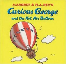 Curious George and the Hot Air Balloon by Rey, H. A., Good Book