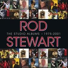 Rod Stewart: The Studio Albums 1975 - 2001   - 14xCD NEU