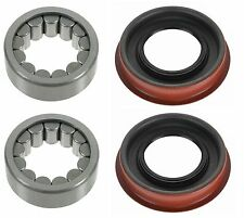 Rear Wheel Bearing & Seal 1999-2003 DODGE RAM 1500 VAN (For New Axle Only) PAIR