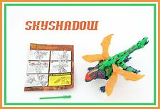 Beast Wars  Fuzors _ DX Class _ Skyshadow _ ** COMPLETE **