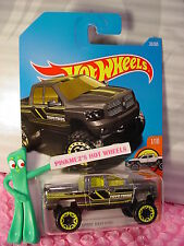 DODGE RAM 1500 #33✰gray/white/yellow;TOYO✰Hot Truck✰2017 i Hot Wheels Case B/C