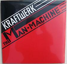 KRAFTWERK LP The Man Machine SEALED 180 Gram Remastered 2009 Audiophile+ BOOKLET