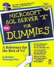 Microsoft SQL Server 7 For Dummies by Anthony Mann