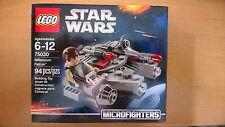 LEGO Star Wars Microfighters Millennium Falcon (75030) NIB Factory Sealed