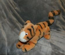"GUND Classic Pooh TIGGER Stuffed Plush Animal Toy 10"" + 7"" tail"