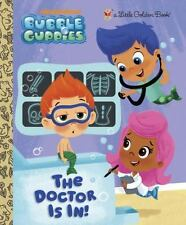 The Doctor is In! Bubble Guppies Little Golden Book