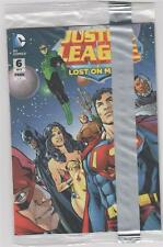 General Mills DC Comics #6 Justice League Lost on Mars Comic from 2014