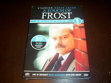 A TOUCH OF FROST Collection 1 David Jason BBC British TV Classic Series NEW