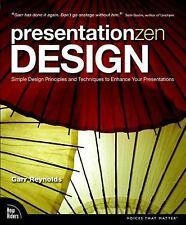 Presentation Zen Design: Simple Design Principles and Techniques to-ExLibrary