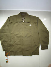 Green Collared Jacket (Size M) 1pcs