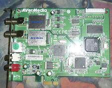 AverMedia M791AB PCI-E TV Tuner Video Capture Card M791-A 0405ACVA M791AD