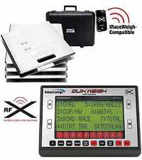 PN # 170-126 W Intercomp Racing SW650RFX Digital Wireless Scales,IMCA-SCCA --