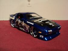 Jada Mazda 2nd Generation RX7 Import Racer / Option D  Right hand drive