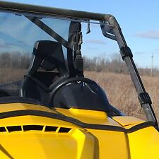 2011+ Canam Commander 800/1000 Scratch Resistant Full Front UTV Windshield NEW