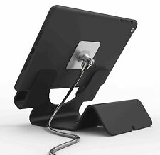 iPad Security Stand - Galaxy Tab Stand - Tablet stand With Cable Lock