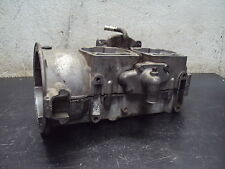 1992 92 SKI DOO 521 ROTAX SNOWMOBILE ENGINE CRANKCASE CASES TOP BOTTOM CRANK