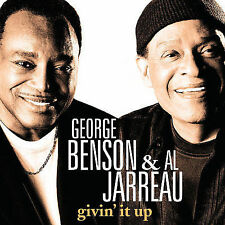 ~COVER ART MISSING~ George Benson, Al Jarreau CD George Benson and Al Jarreau -