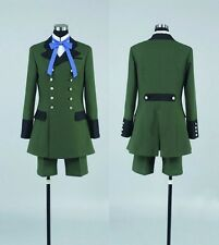 Black Butler Season2 Ciel Cosplay Costume Custom Any Size