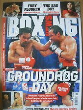 BOXING NEWS 17 NOVEMBER 2011 MANNY PACQUIAO DEFEATS JUAN MANUEL MARQUEZ