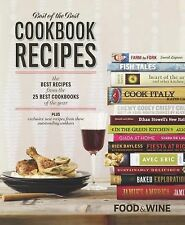 Food & Wine Best of the Best Cookbook Recipes: The Best Recipes From The 25 Best