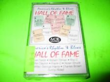 NEW FACTORY SEALED: AMERICAN RHYTHM & BLUES HALL OF FAME ~ CASSETTE TAPE