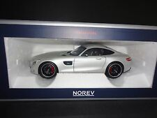 Norev Mercedes Benz AMG GT Silver 1/18 High Quality