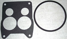 Holden 308 Blue Red motor carby Rochester Quadrajet carburettor Thin base gasket