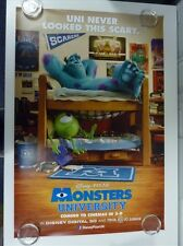 Monsters University Animation Original Film Movie Poster One Sheet 69x102cm