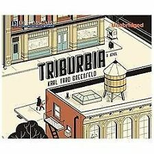 Triburbia by Karl Taro Greenfeld (2012, CD, Unabridged)