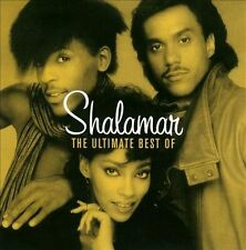 SHALAMAR ULTIMATE BEST OF JODY WATLEY HOWARD HEWETT 2 CDS OLD SCHOOL R&B OOP NEW
