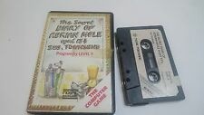 SECRET DIARY OF ADRIAN MOLE AGE 13 COMMODORE 64 CMB 64 C64 PAL 128