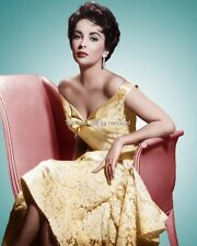 ELIZABETH TAYLOR Glossy 8X10 PHOTO PICTURE PRINT 1313