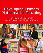 Developing Primary Mathematics Teaching: Reflecting on Practice with the Knowled